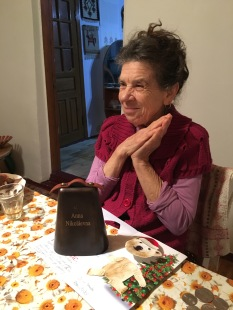 My Comrat host mother