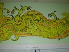 Mermaid Mural 3