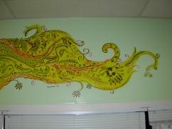 Mermaid Mural 4