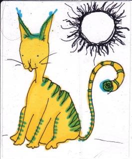 Sun Cat