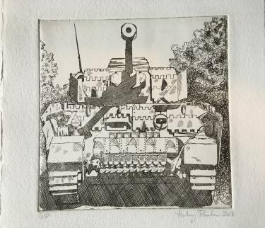 Tank Outline