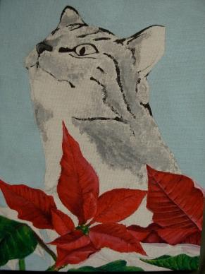 Thistle Cat