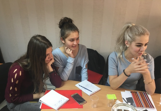 Comrat's First Journalism Mentoring Program