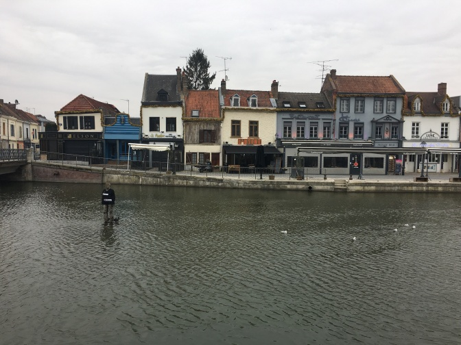 "Ambling in Amiens, The ""Venice"" of France"