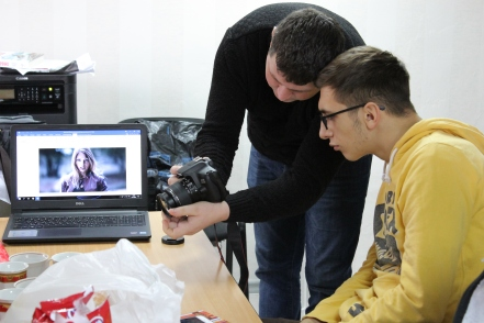 Filming Master Class