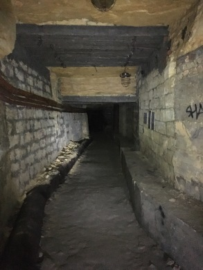 The Odessa Catacombs