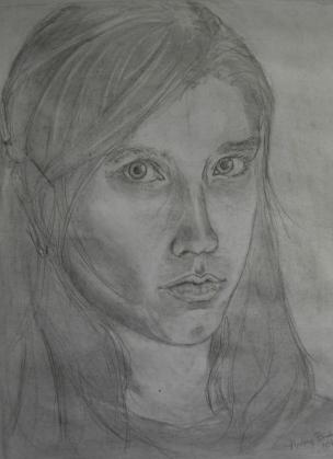 Awful Self-Portrait