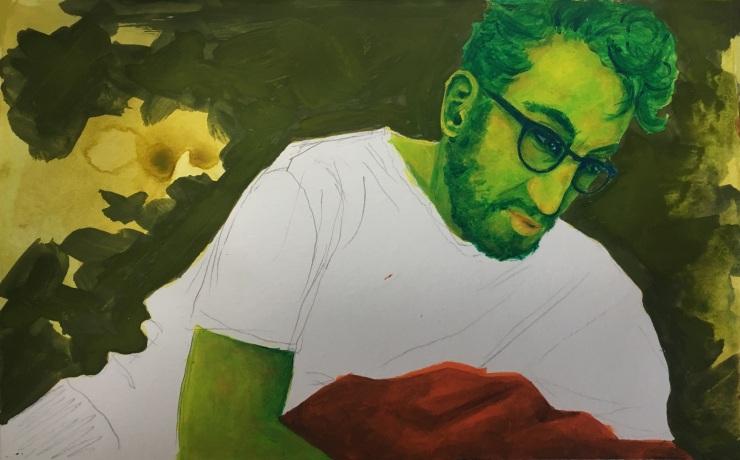 Green Man 4