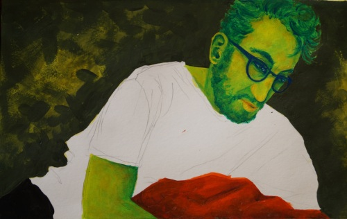 Green Man 5